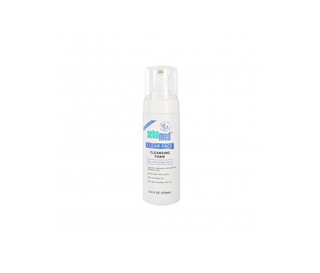 Sebamed® Clear Face espuma limpiadora 150ml