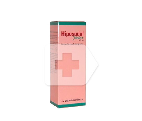 Hiposudol Junior roll on antisudorante 50ml
