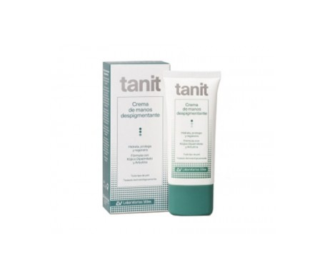 Tanit crema de manos antimanchas 50ml