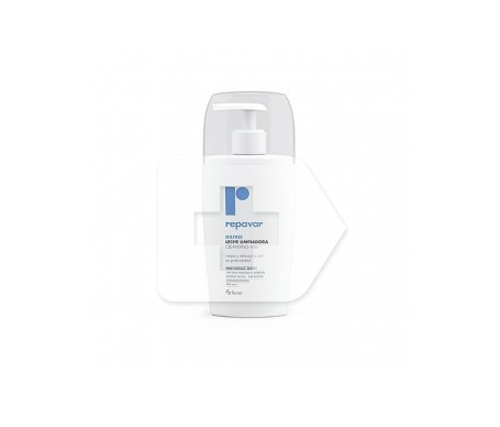 Repavar Oilfree leche limpiadora 200ml