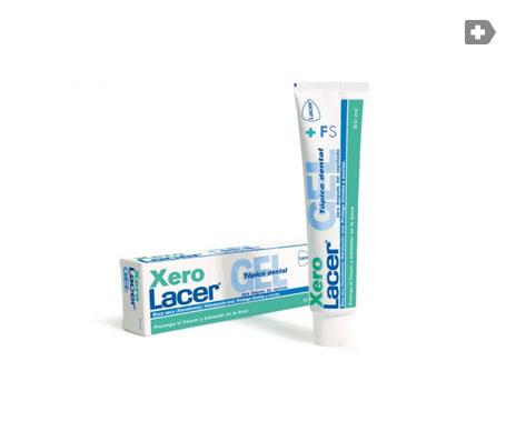 XeroLacer gel tópico 50ml