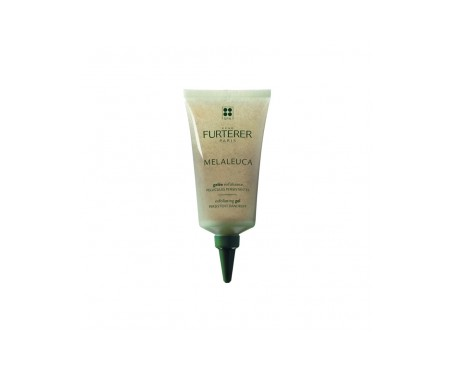 Melaleuca gel exfoliante anticaspa 75ml