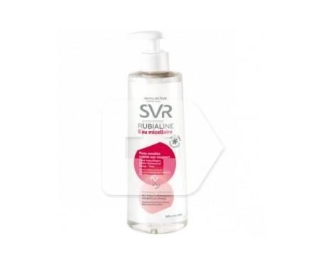 SVR Rubialine sensitive skin micellar water 400ml