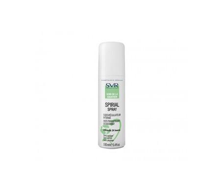 Svr spirial spray antitranspirante 100ml