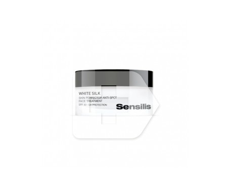 Crema antimacchia Sensilis White Silk SPF30+ 50ml