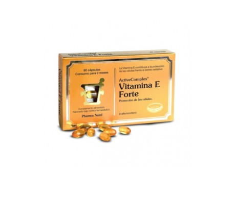 ActiveComplex® Vitamina E forte 60cáps