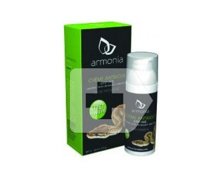 Armonia crema Veneno de Serpiente SPF 15 50 ml
