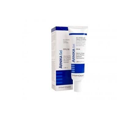 Martiderm® Arnika gel reparador facial corporal SPF50+ 30ml