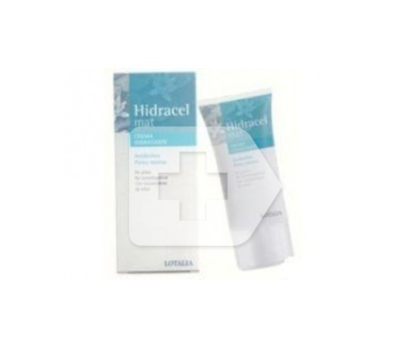 Lotalia hidracel mat crema hidratante 50ml