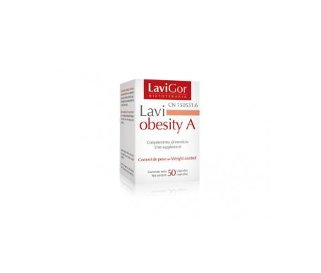 Lavigor Lavi Obesity A 40cáps