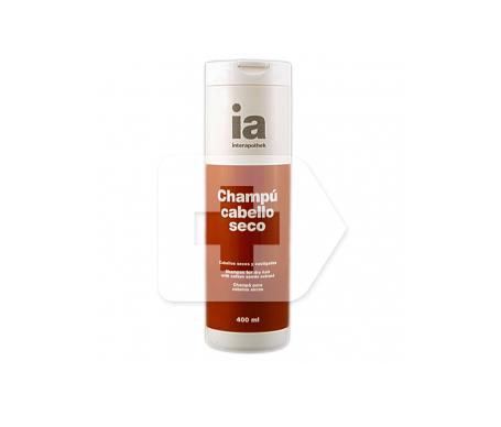 Interapothek shampoo capelli secchi 400ml