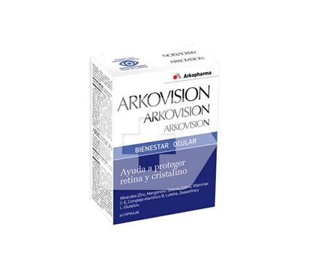 Arkovision Bien-être Oculaire 30 gélules