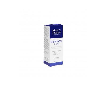 MARTIDERM® Cicra vass crema regeneradora 30ml