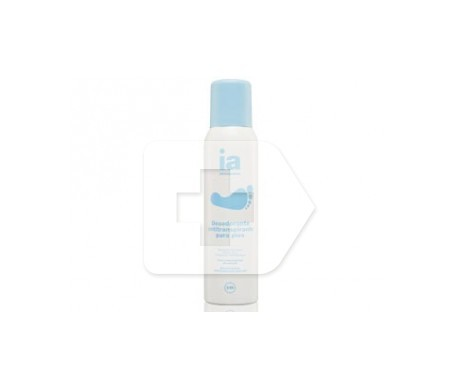 Interapothek desodorante pies spray 150ml