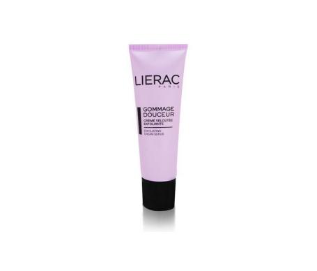 Lierac exfoliating cream aterciopelada 50ml