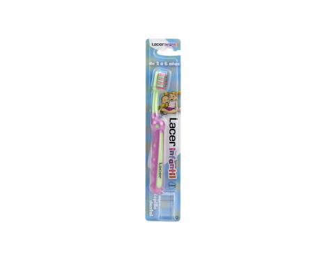 Lacer Infantil cepillo dental 1ud