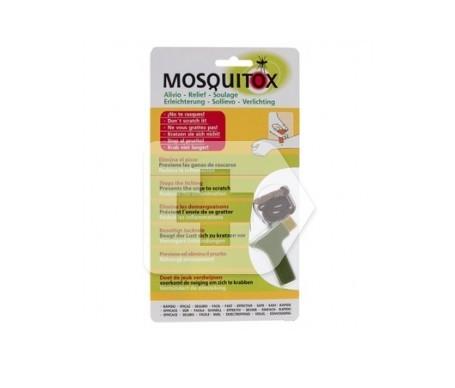 Mosquitox Alivio Picaduras dispositivo piezoeléctrico 1ud