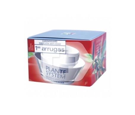Plante System Chronoguard crema antiedad piel seca 50ml