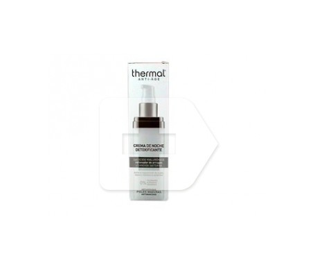 Thermal Anti-age crema de noche detoxificante 50ml