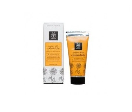 Apivita Herbal Cream crema con caléndula 50ml