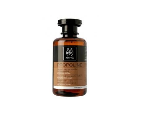 Apivita Propoline champú anticaspa cabello graso 250ml