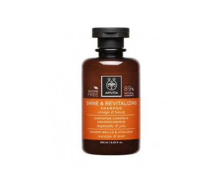Apivita Propoline champú brillo y vitalidad 250ml