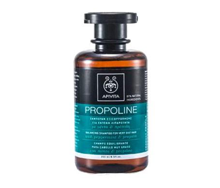 Apivita Propoline champú cabello muy graso 250ml