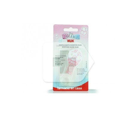 Chicco® Baby clip protege chupete 0+m 1ud