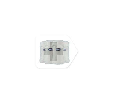 Chicco® lactancia segura contenedores leche 4uds