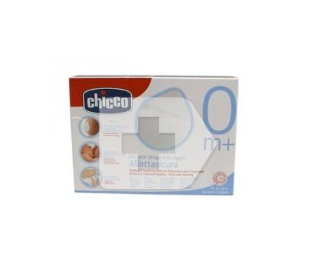 Chicco® discos de lactancia hidratante o gel antigrietas 10uds