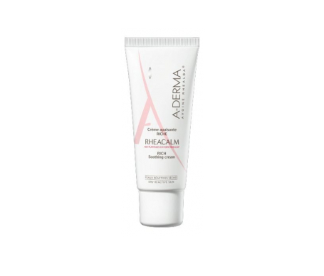 A-Derma Rheacalm crema enriquecida piel sensible 40ml