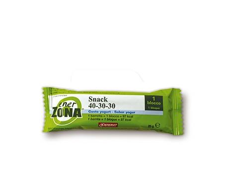 Enerzona snack 40 30 30 yogur 1 barrita