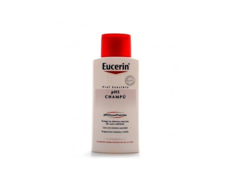 Eucerin champú cabello normal piel sensible pH5 200ml