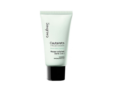 Galénic Pureté Sublime mascarilla exfoliante express 50ml