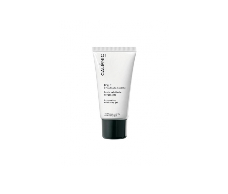 Galénic Pur gel-crema exfoliante 75ml
