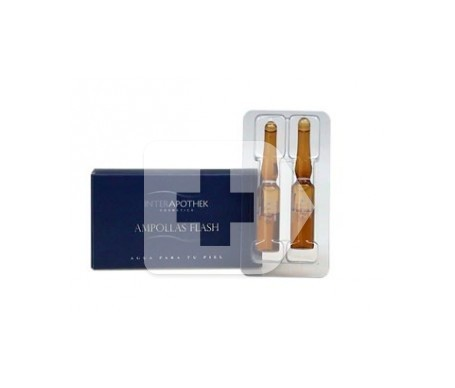 Interapothek Ampoules à effet Flash 2udsX2ml