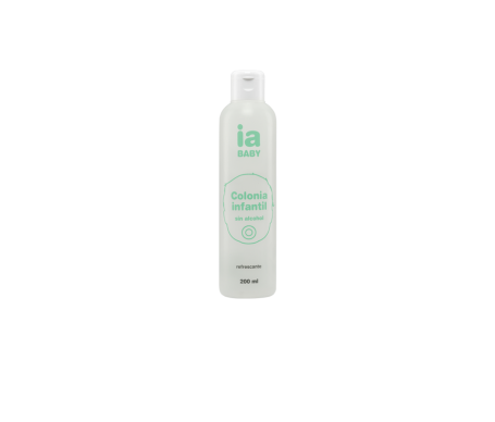 Interapothek colonia infantil sin alcohol 200ml
