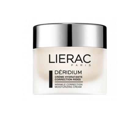 Lierac Deridium antiarrugas piel normal y mixta crema 50ml
