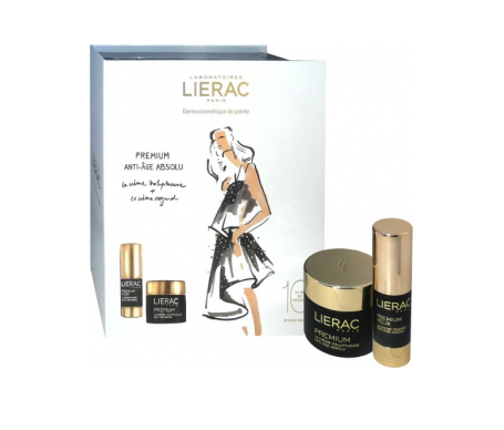 Lierac Premium Anti-Aging-Creme Tag und Nacht 50ml