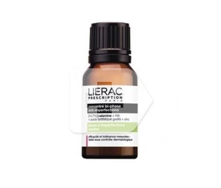 Lierac Prescription concentrado anti-imperfecciones 15ml