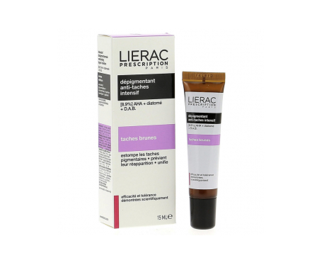 Lierac Prescription crema despigmentante intensiva 15ml