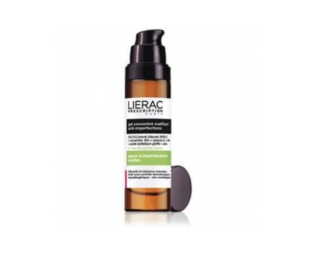 Lierac Prescription gel matificante anti-imperfecciones 50ml
