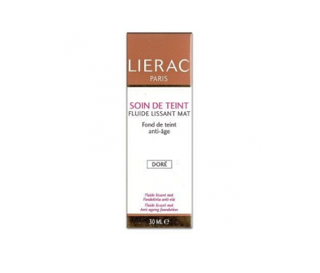 Lierac lisciante fluido Matt Doré make-up 30ml
