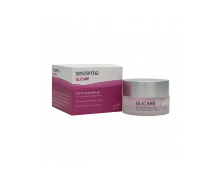 Prevents and treats signs of aging and fatigue around the eyes and lips