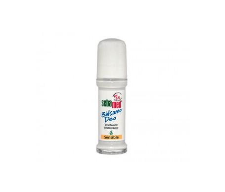 Sebamed® desodorante bálsamo sin perfume roll on 50ml