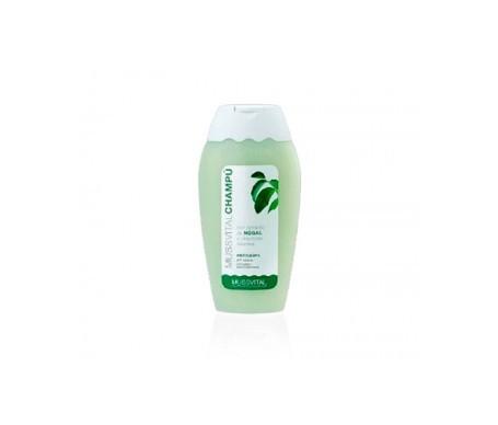 Mussvital anti-forforfora shampoo noce e pirottone estratto 300ml