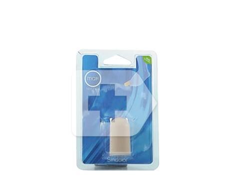 Maf tubigel protector dedos gel silicona talla grande 1ud