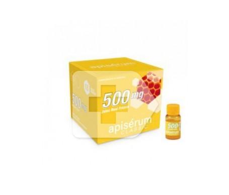 Apiserum classic 500mg 18 viales