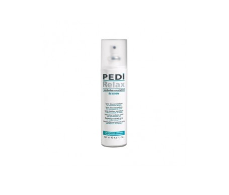 Pedi Relax frescor inmediato spray 100ml