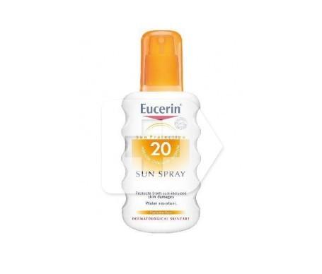 Eucerin Sun Spray SPF20+ 200ml